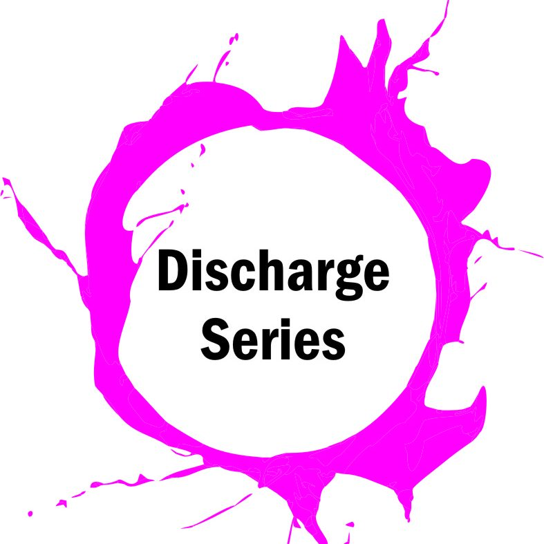 Discharge Series - Nanoprint